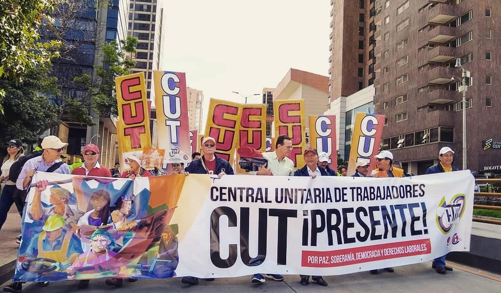 Anuncian paro nacional para rechazar la reforma tributaria | KienyKe