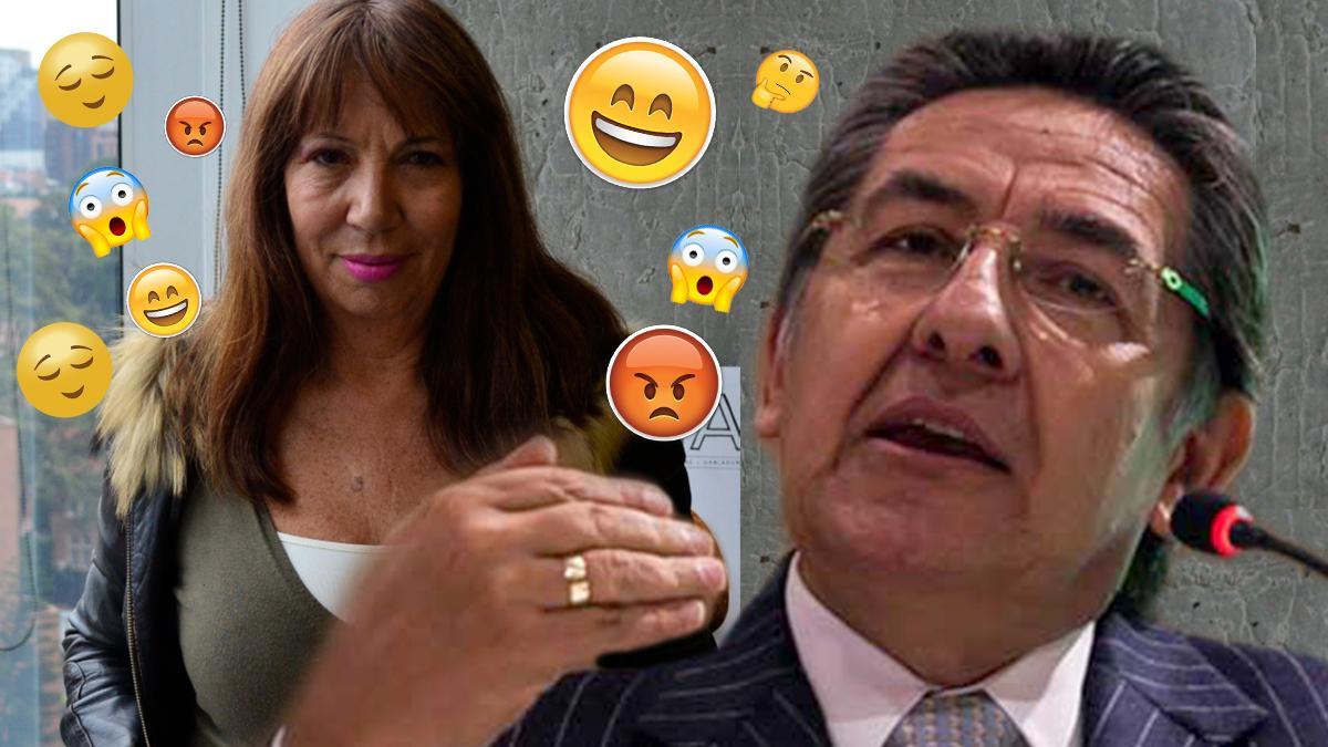 Entrevista de María Jimena Duzán a Néstor Humberto calentó las redes |  KienyKe