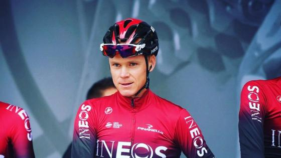 Chris Froome y Team Ineos