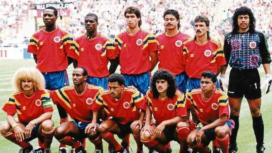 Colombia vs Alemania 1990
