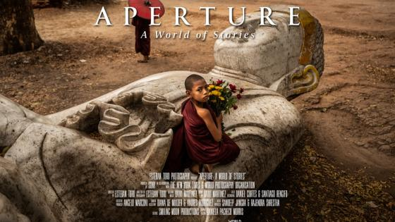 Aperture: a world of Stories Esteban Toro