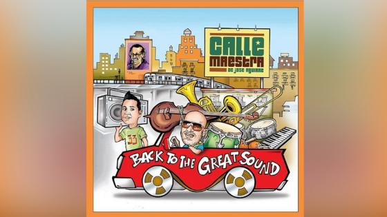 Calle Maestra - Back To The Great Sound