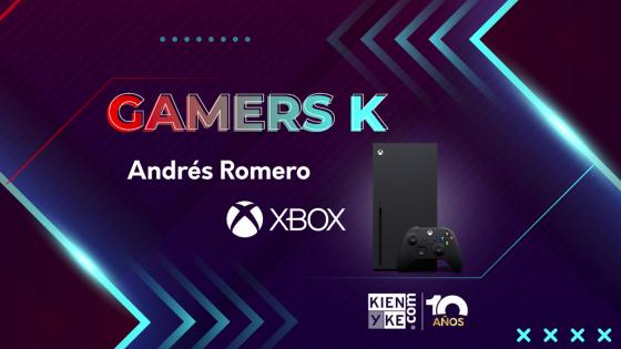 Xbox Series X - Gamers K