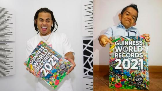 ALBIZU ALBICON X GUINNESS WORLD RECORDS 2021