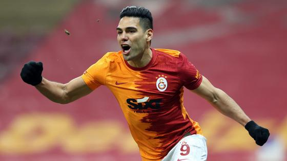 Radamel Falcao García Galatasaray