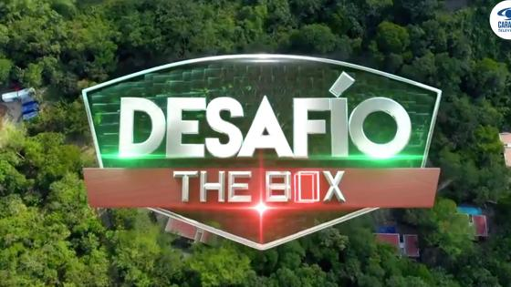 alt desafío the box