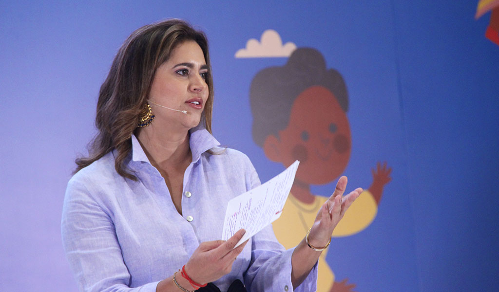 María Juliana Ruiz:  incansable gestora social