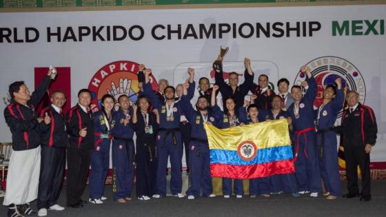 hapkido colombiano