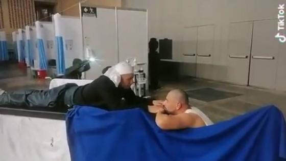 Despiden a personal médico que grabó videos de TikTok en Corferias ...