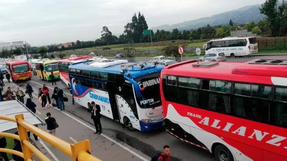 Transporte Intermunicipal en Colombia