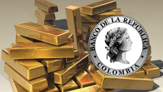 Banrepública vendió dos tercios de oro semanas antes de precios récord