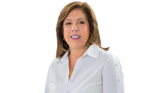 Gobernadora del Valle del Cauca
