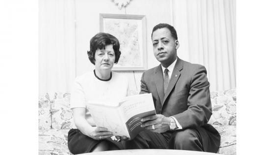 Betty y Barney Hill