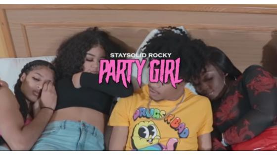Party Girl – StaySolidRocky.