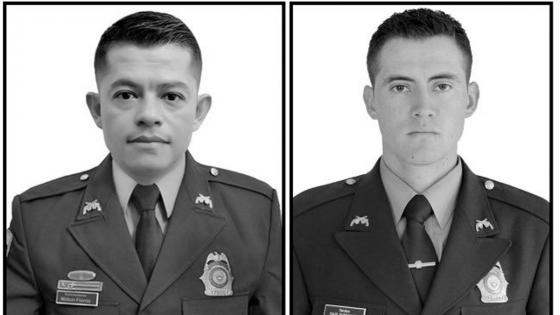 Asesinan a dos policías de inteligencia en el sur de Córdoba