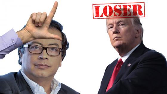 El desquite de Gustavo Petro con Donald Trump por llamarlo loser