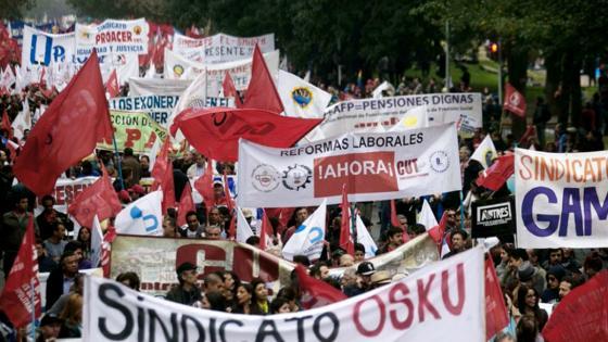 Sindicatos de Cúcuta se unen al Paro Nacional del 19 de noviembre