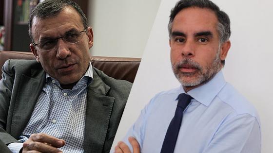 La amarga despedida de Armando Benedetti y Roy Barreras del partido de La U  | KienyKe