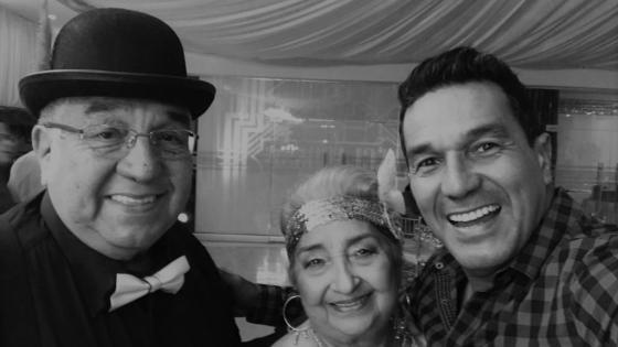 Ruth Agudelo, esposa de Alci Acosta, murió de coronavirus