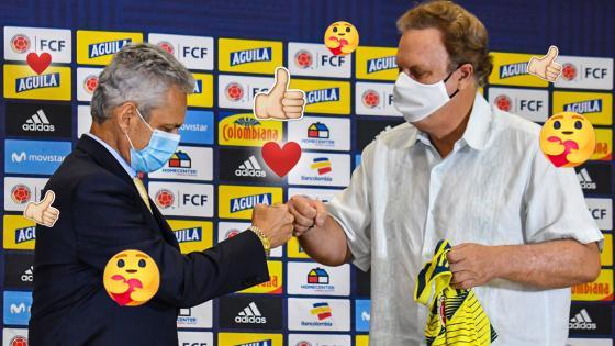 Así fue la bienvenida de los colombianos a Reinaldo Rueda en redes   KienyKe