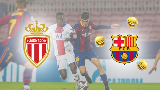 La burla del Mónaco al Barcelona tras derrotar al PSG   KienyKe