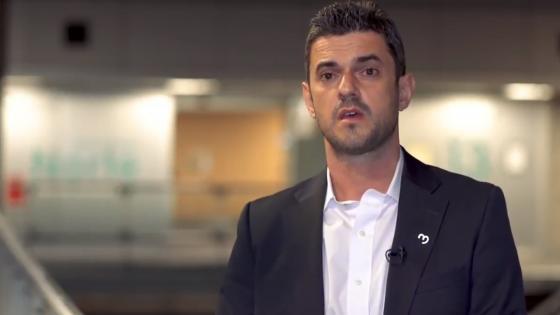Alejandro Calderón gerente de EPM