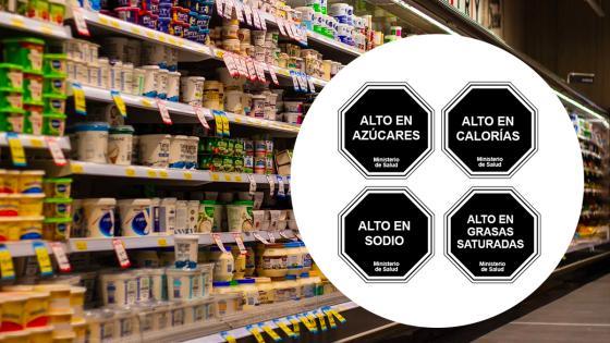 Proyecto sobre etiquetado de comida chatarra a un paso de ser ley