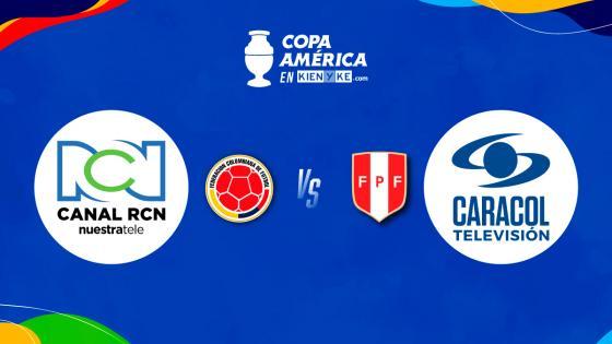 Rating de Colombia vs. Perú: la puja entre Caracol y Rcn | KienyKe