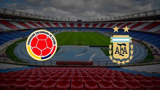 Partido de Colombia vs. Argentina tendría público en las tribunas | KienyKe
