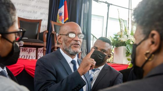 Ariel Henry asume como nuevo primer ministro de Haití | KienyKe
