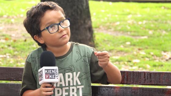 Francisco Vera: El líder ambientalista de diez años | KienyKe