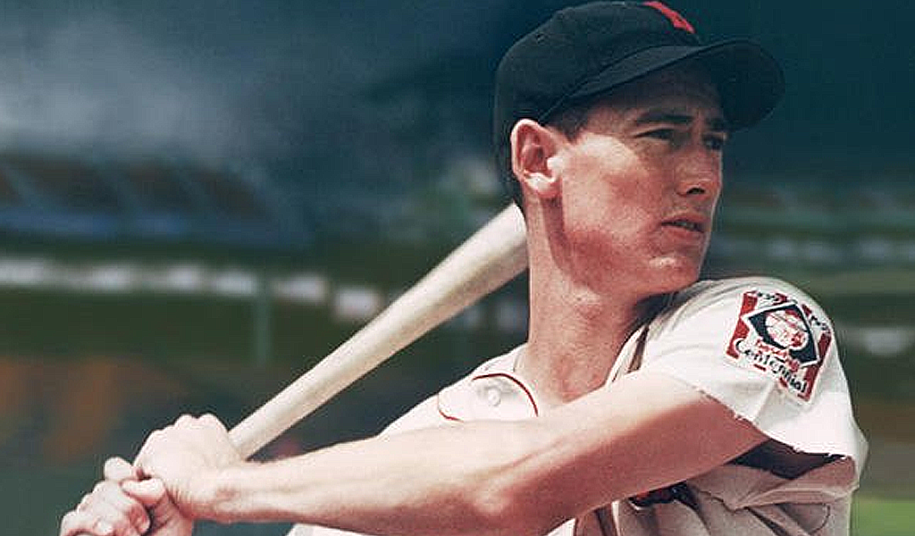 Ted Williams, un ícono del béisbol mundial