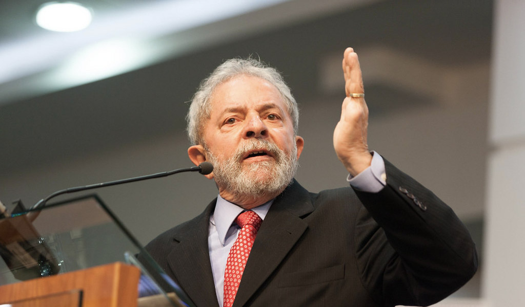 El PT no descarta que Lula sea candidato en 2022