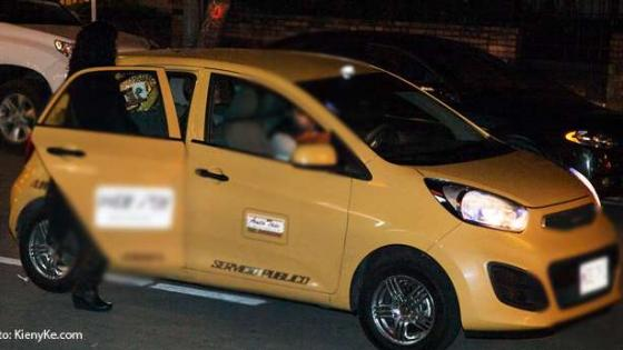 Taxista intento de asesinato