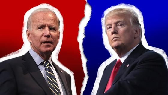 Debate entre Joe Biden y Donald Trump