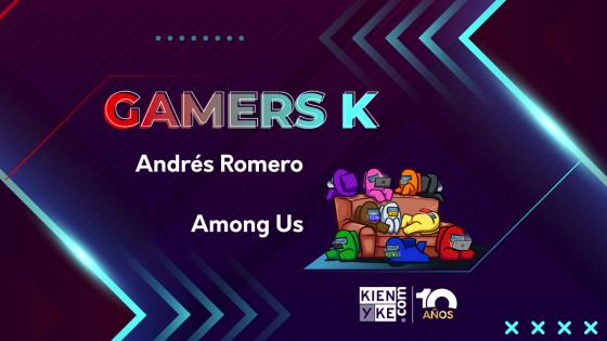 Gamers K - Among Us