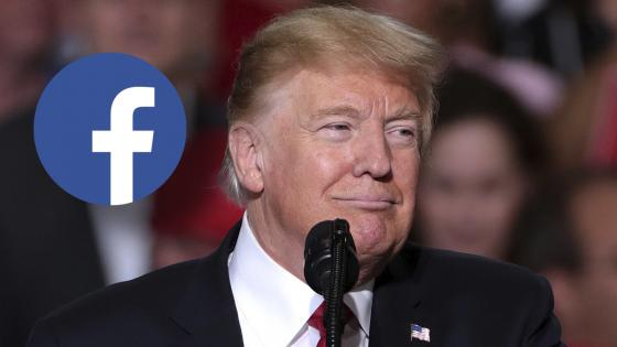 Donald Trump - Facebook