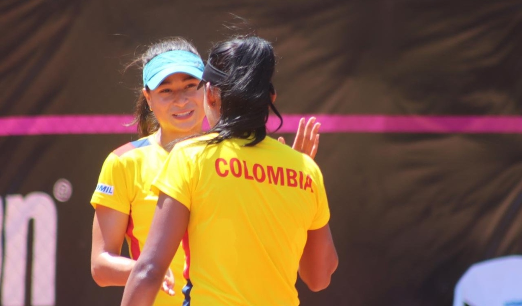 Colombia sin Fed Cup