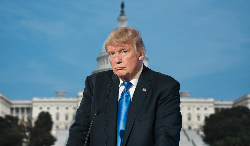 Cámara de EE. UU. aprobó artículos de juicio contra Trump