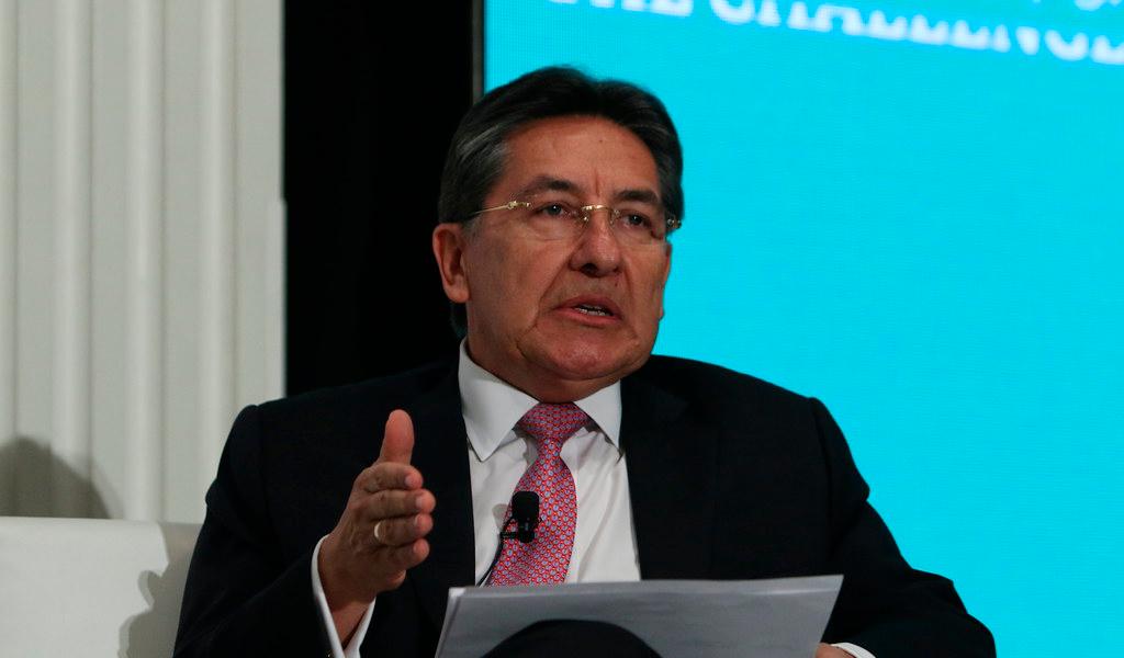 Renunció el Fiscal General Néstor Humberto Martínez