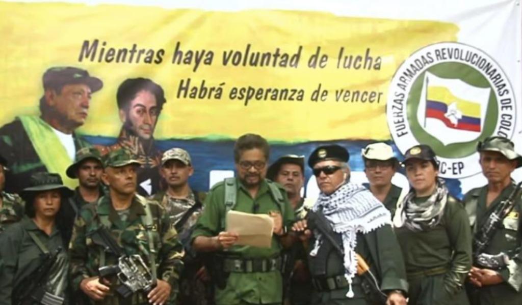 Márquez, Santrich y El Paisa anuncian retoma de armas