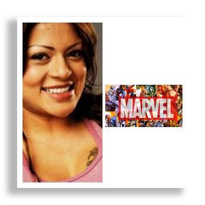 Marbelle : bautizada como Maureen Belky Ramírez, su nombre artístico
