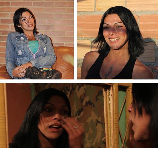 en las cejas y en los labios y se colocó implantes en los senos y en
