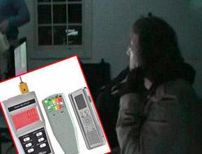 Dispositivo para hablar con muertos