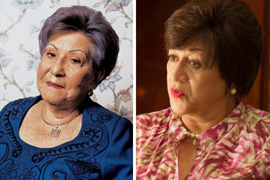La poderosa madre de Pablo Escobar, Hermilda Gaviria, quien ocupó un