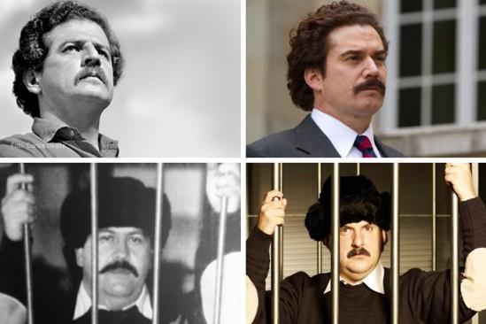 Telenovela Pablo Escobar, el patrón del mal