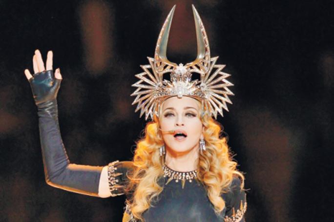 Madonna borra hasta su ADN después de los conciertos
