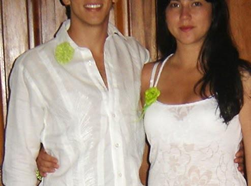 Margarita Gomez y Mateo Matamala Neme