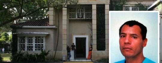 La casa donde se planeó la guerra contra Pablo Escobar