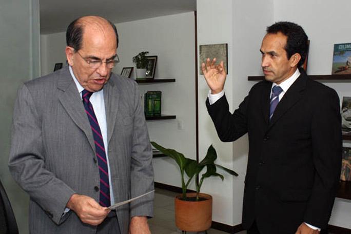 Rodrigo Guerrero y Harold Jiménez Alarcón